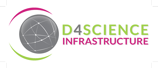 D4Science Infrastructure Gateway